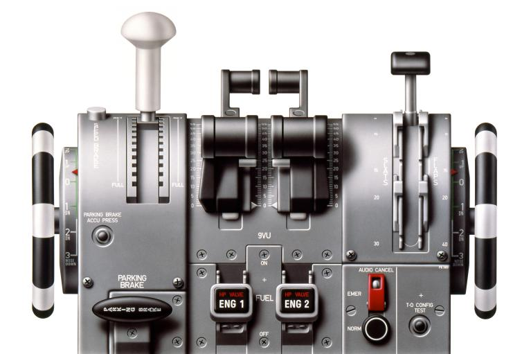 A321 Engine Levers